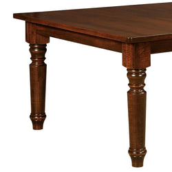 Berkshire Leg Table | Home and Timber