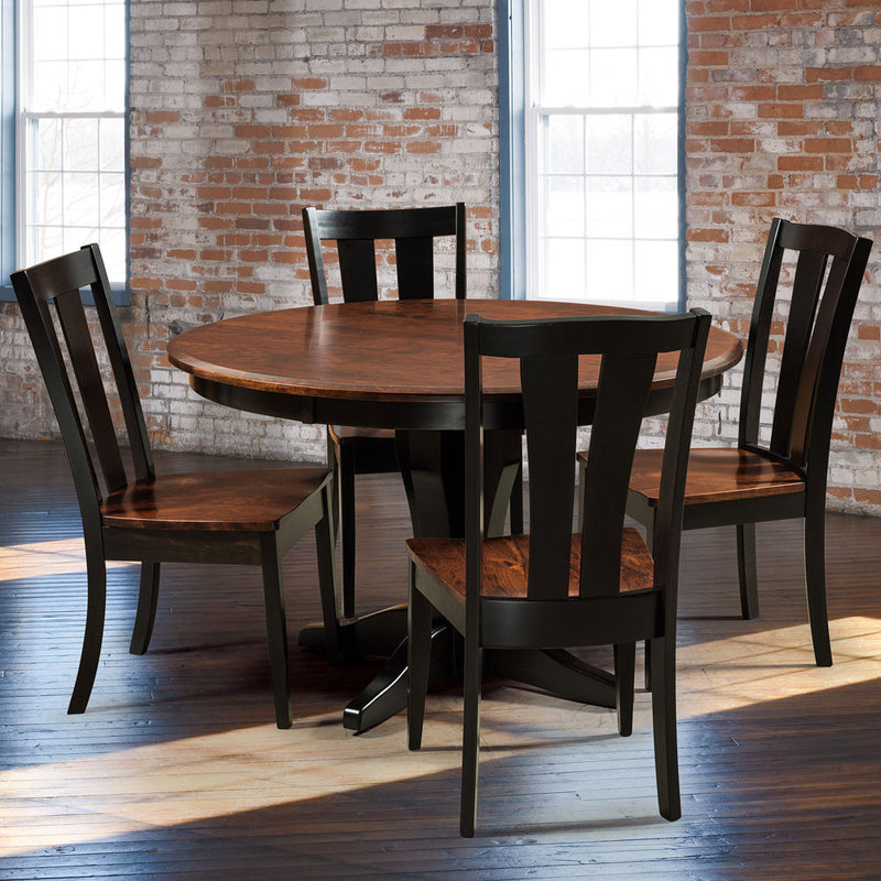Brawley Dining Chair Table Set by Home and Timber