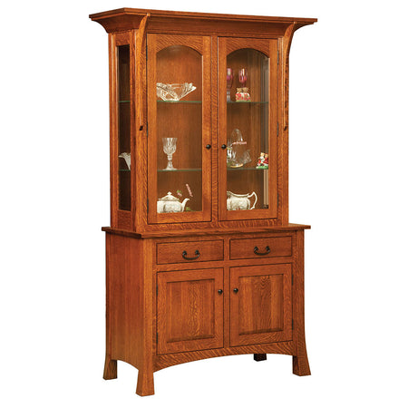 Breckenridge 2 Door Hutch | Home and Timber