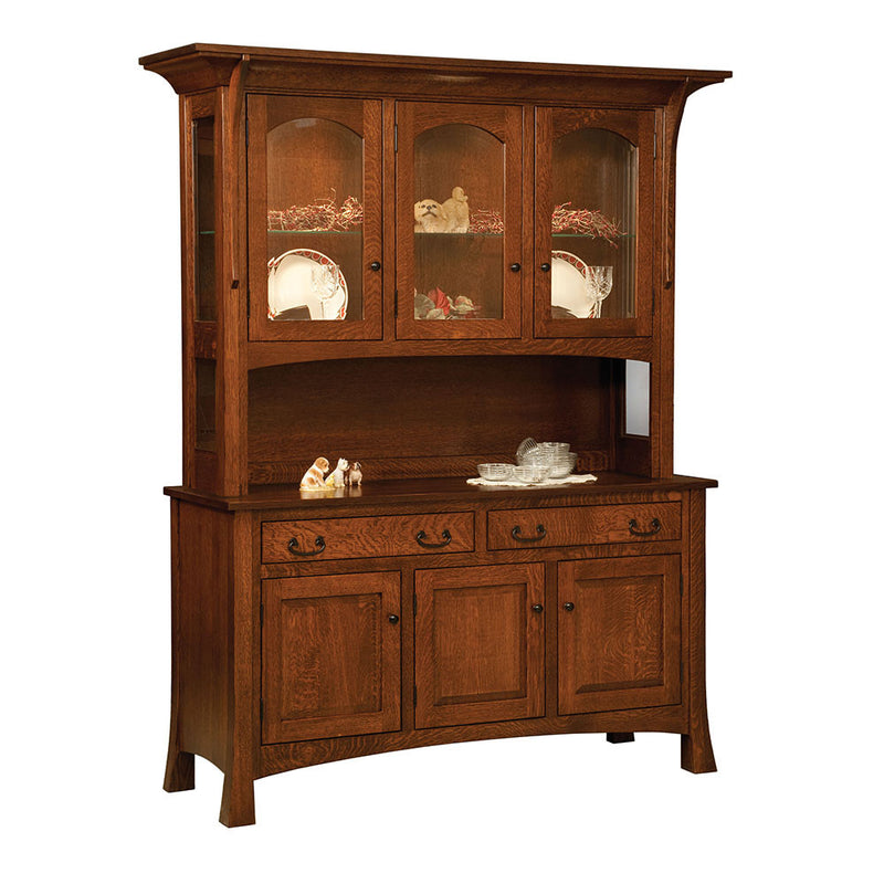 Breckenridge 3 Door Hutch | Home and Timber