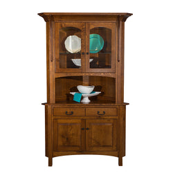 Breckenridge Corner Cabinet | Home and Timber