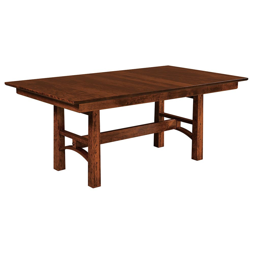 Bridgeport Trestle Table | Full | Home and Timber