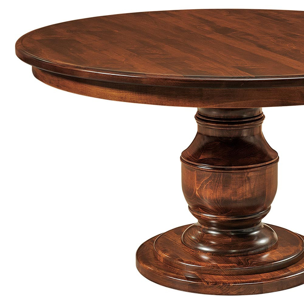 Burlington Single Pedestal | Home and Timber
