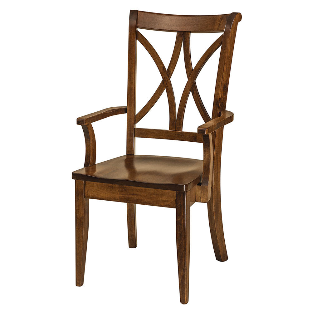 Callahan Arm Dining Chair | Home and Timber Furniture