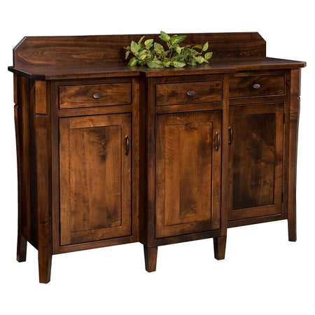 Candice Solid Wood Sideboard by Home and Timber