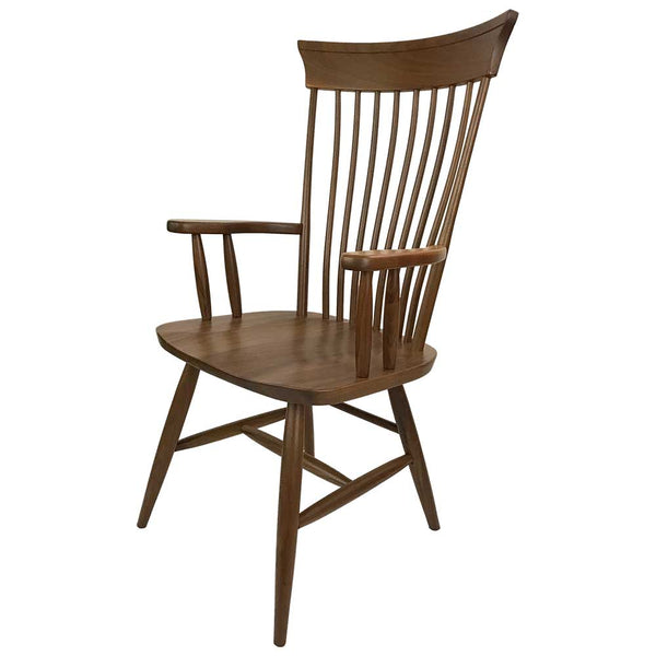 Concord Dining Chair in Walnut