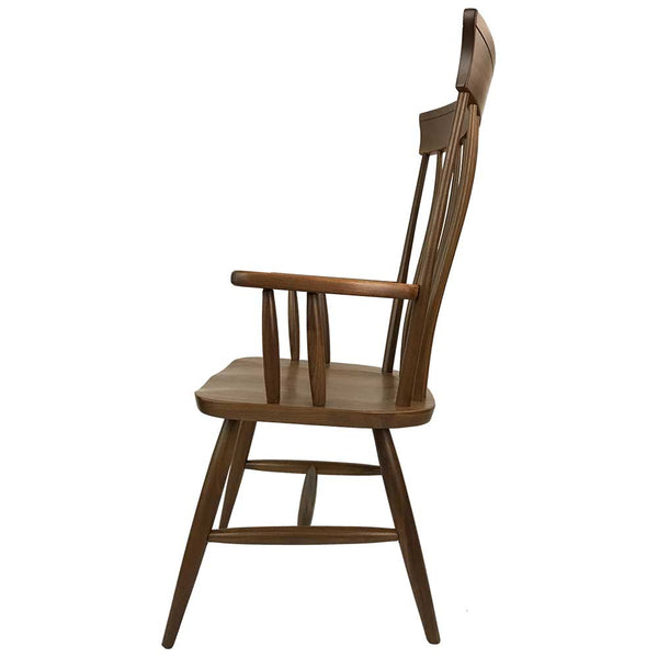 Side View of the Concord Dining Chair