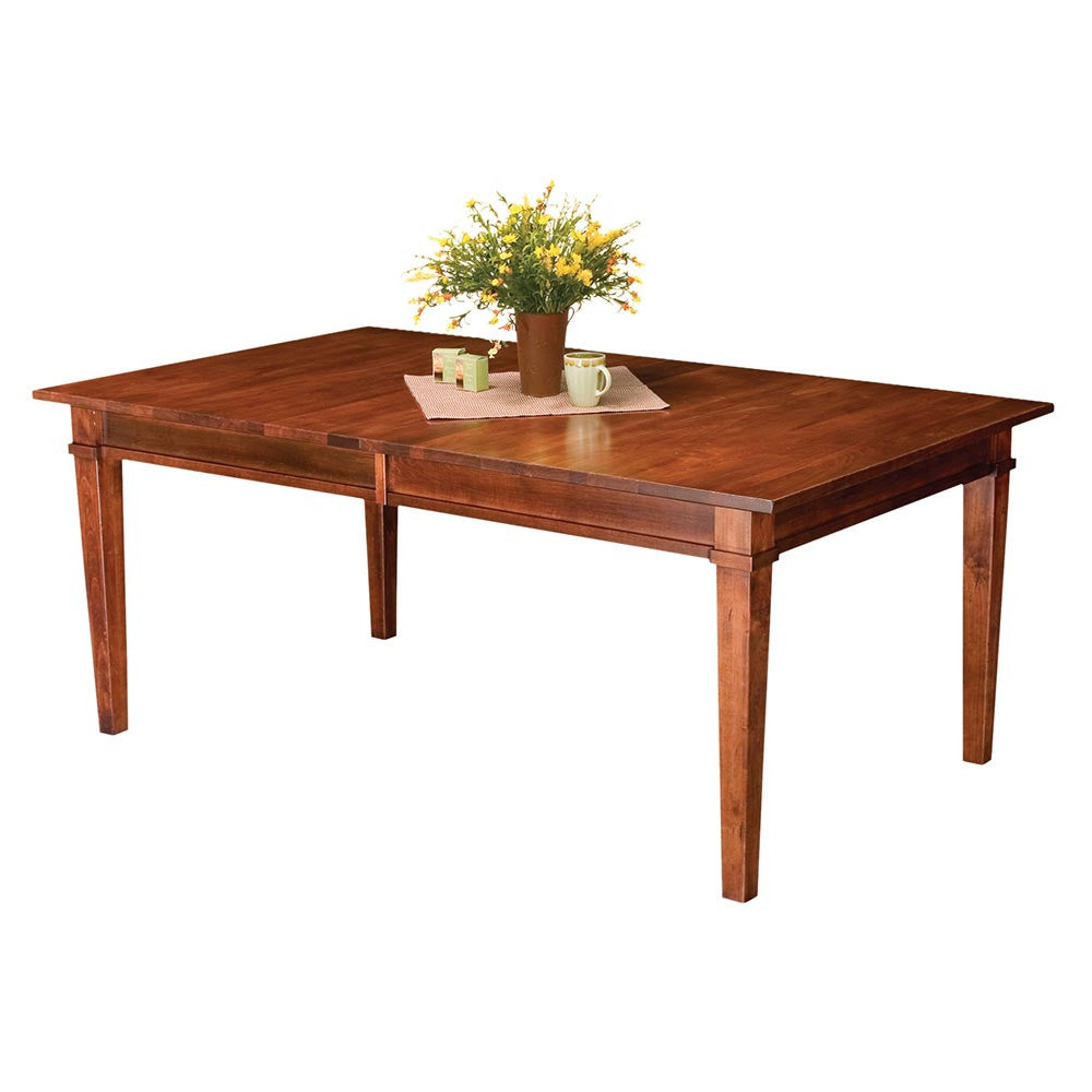 Ethan leg dining table home and timber ethan leg table home and timber watchthetrailerfo