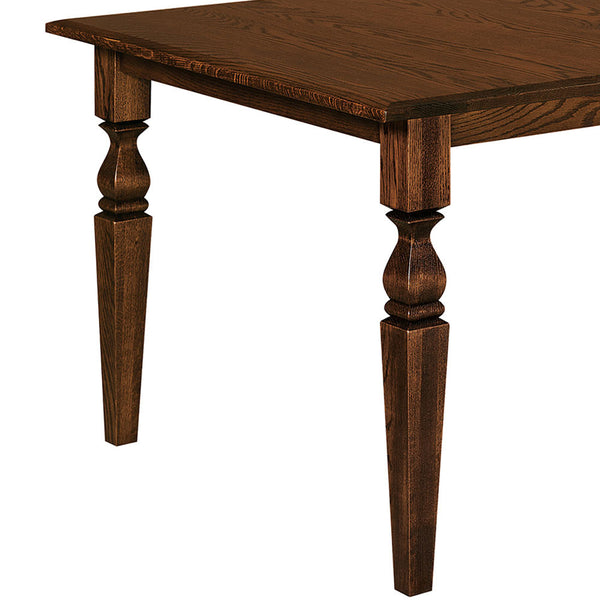 Fremont Leg Extension Table | Home and Timber