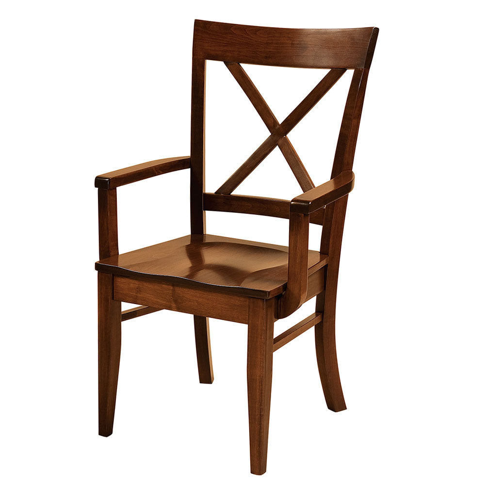 Frontier Arm Dining Chair | Home and Timber Furniture