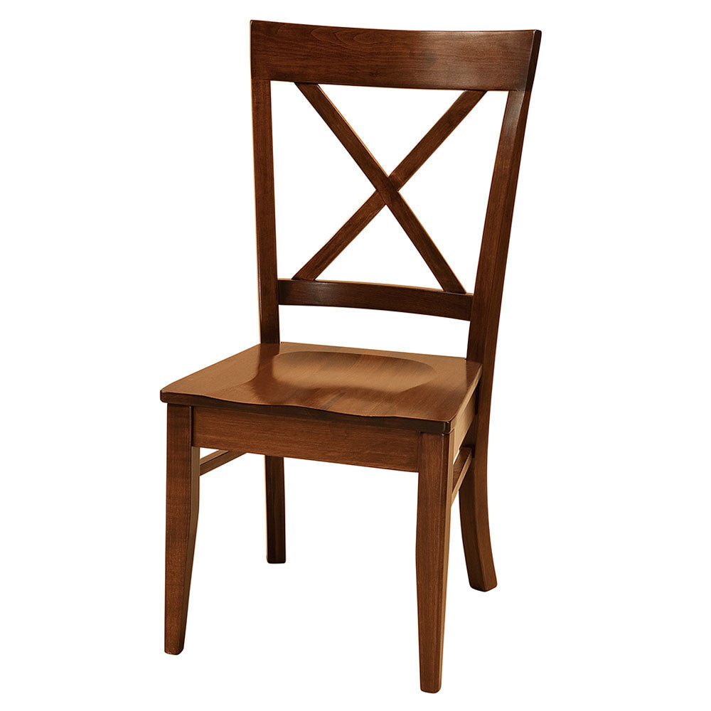 Frontier Side Dining Chair | Home and Timber Furniture
