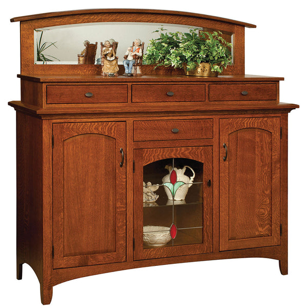 Garrison Solid Wood Sideboard by Home and Timber
