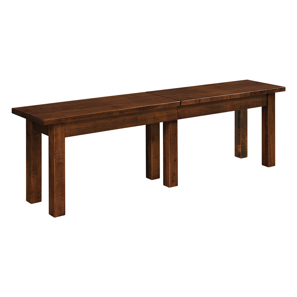 Heidi Extension Bench | Home and Timber