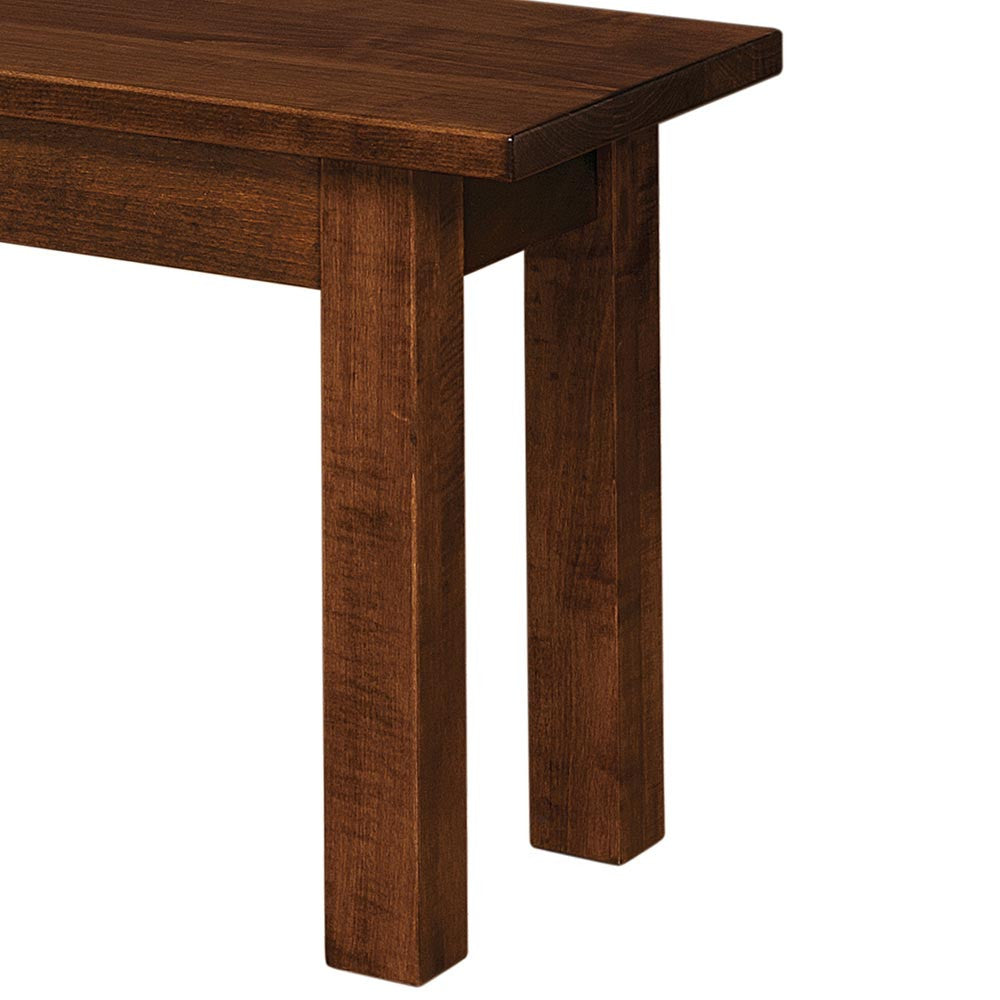Heidi Expandable Dining Bench Legs by Home and Timber