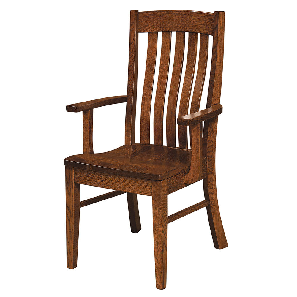 Houghton Arm Dining Chair | Home and Timber