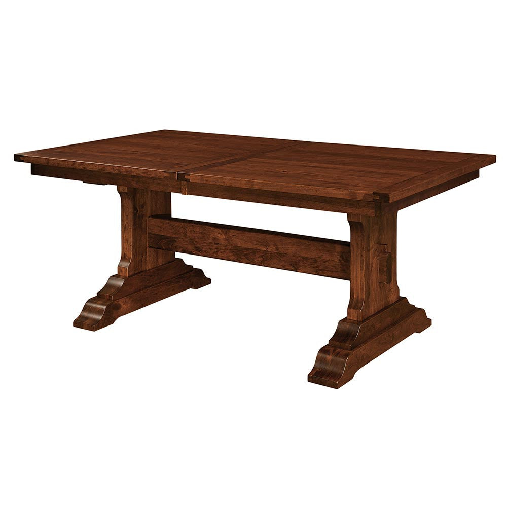 ... Manchester Expandable Trestle Table | Home And Timber ...