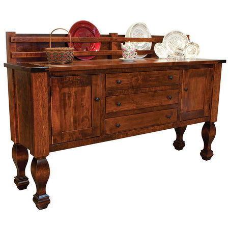 Marriot Solid Wood Sideboard by Home and Timber