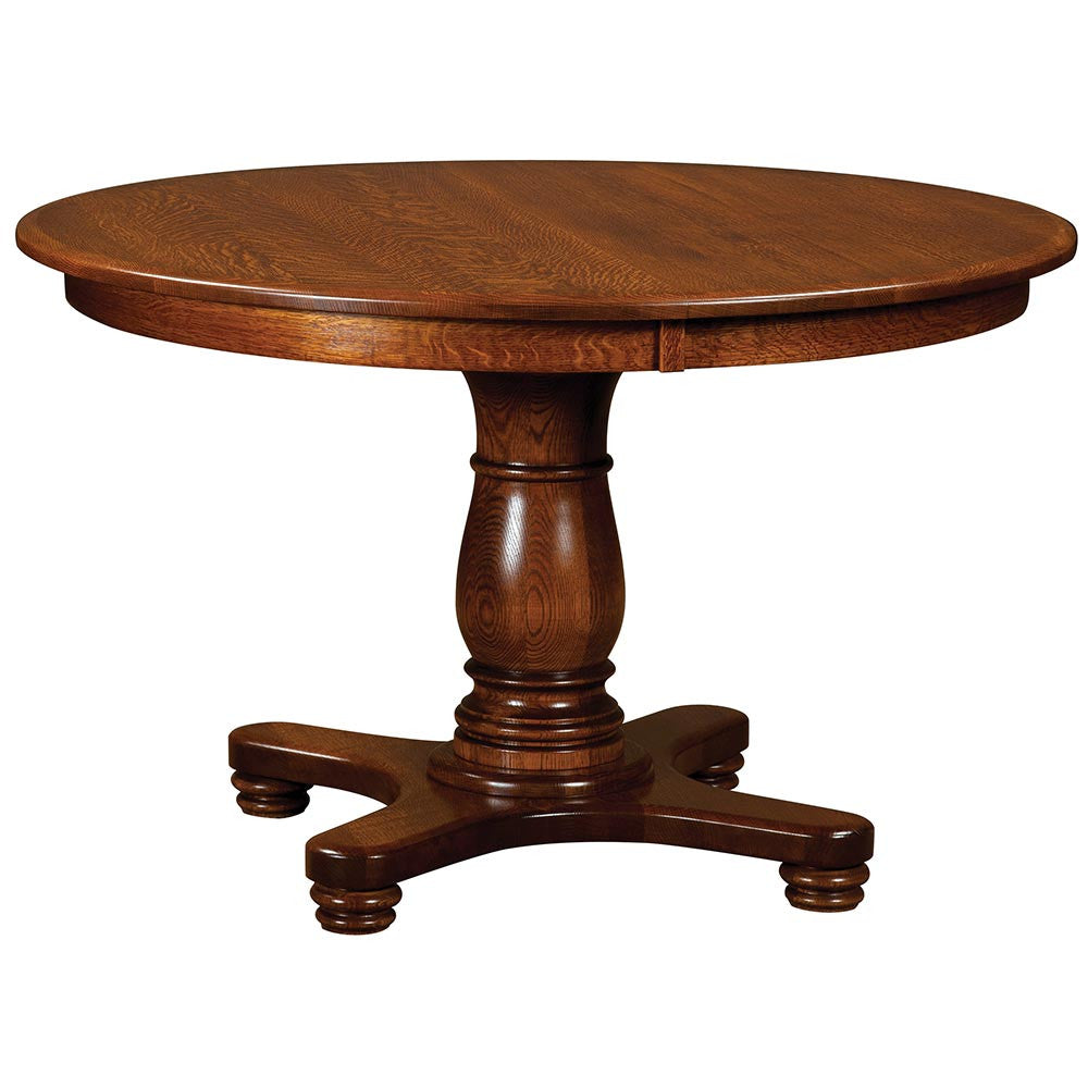 Mason Expandable Single Pedestal | Home and Timber