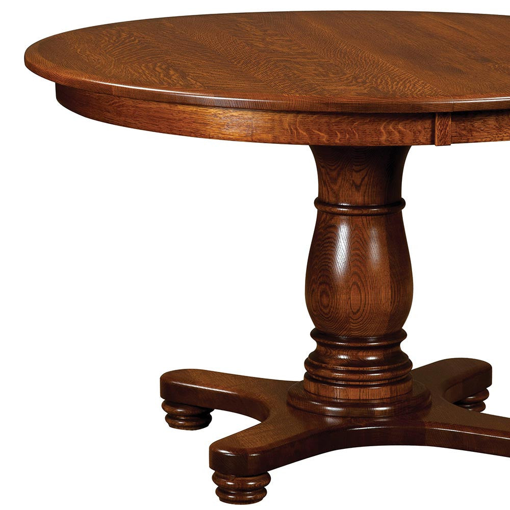 Mason Single Pedestal Table | Home and Timber