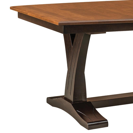 Paris Expandable Trestle Table by Home and Timber