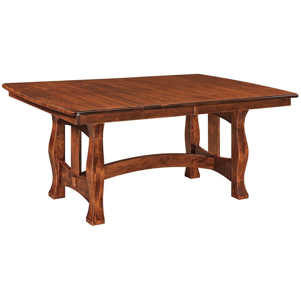 Reno Expandable Dining Table by Home and Timber