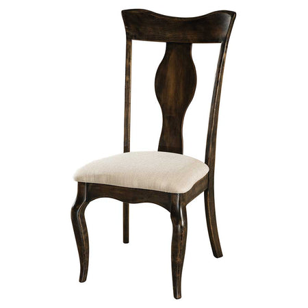 Richland Side Chair with Queen Anne Leg