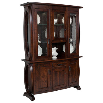Saratoga Buffet or Hutch by Home and Timber
