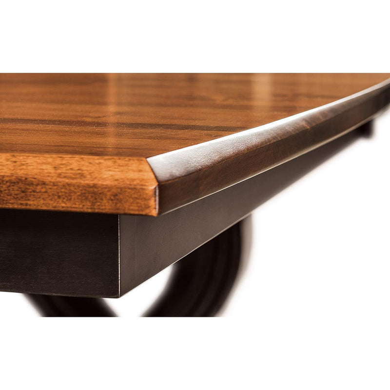 Saratoga Table Edge by Home and Timber