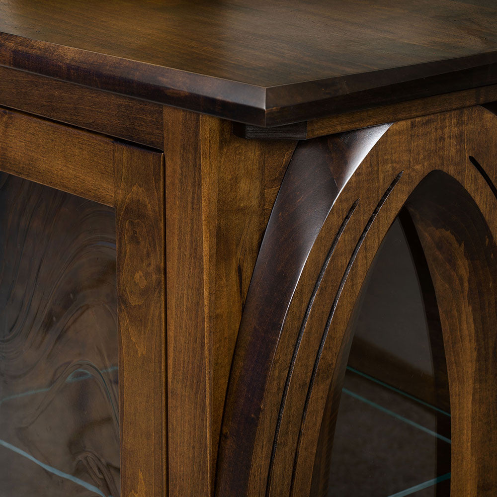 Saratoga Sideboard Details by Home and Timber