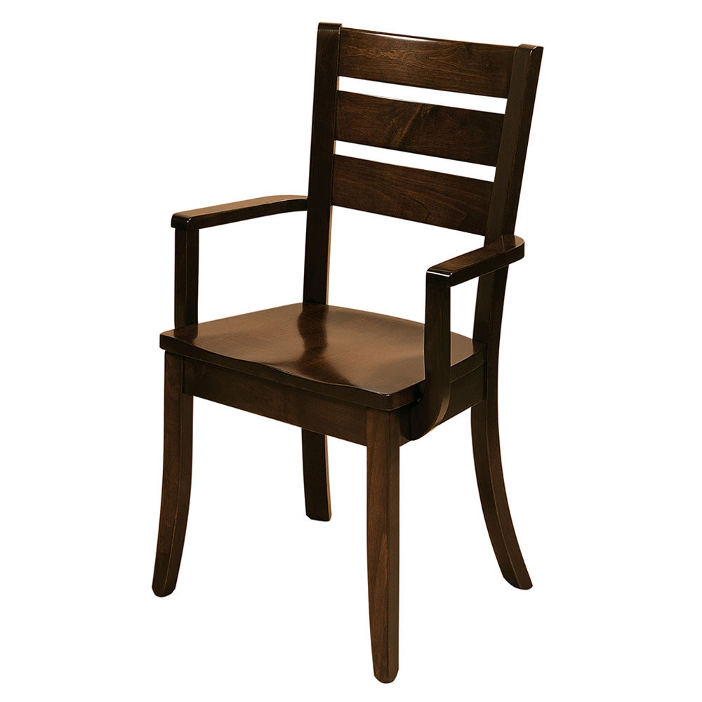 Savannah Arm Dining Chair | Home and Timber