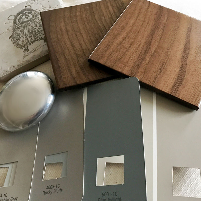 Stain Samples | Home and Timber