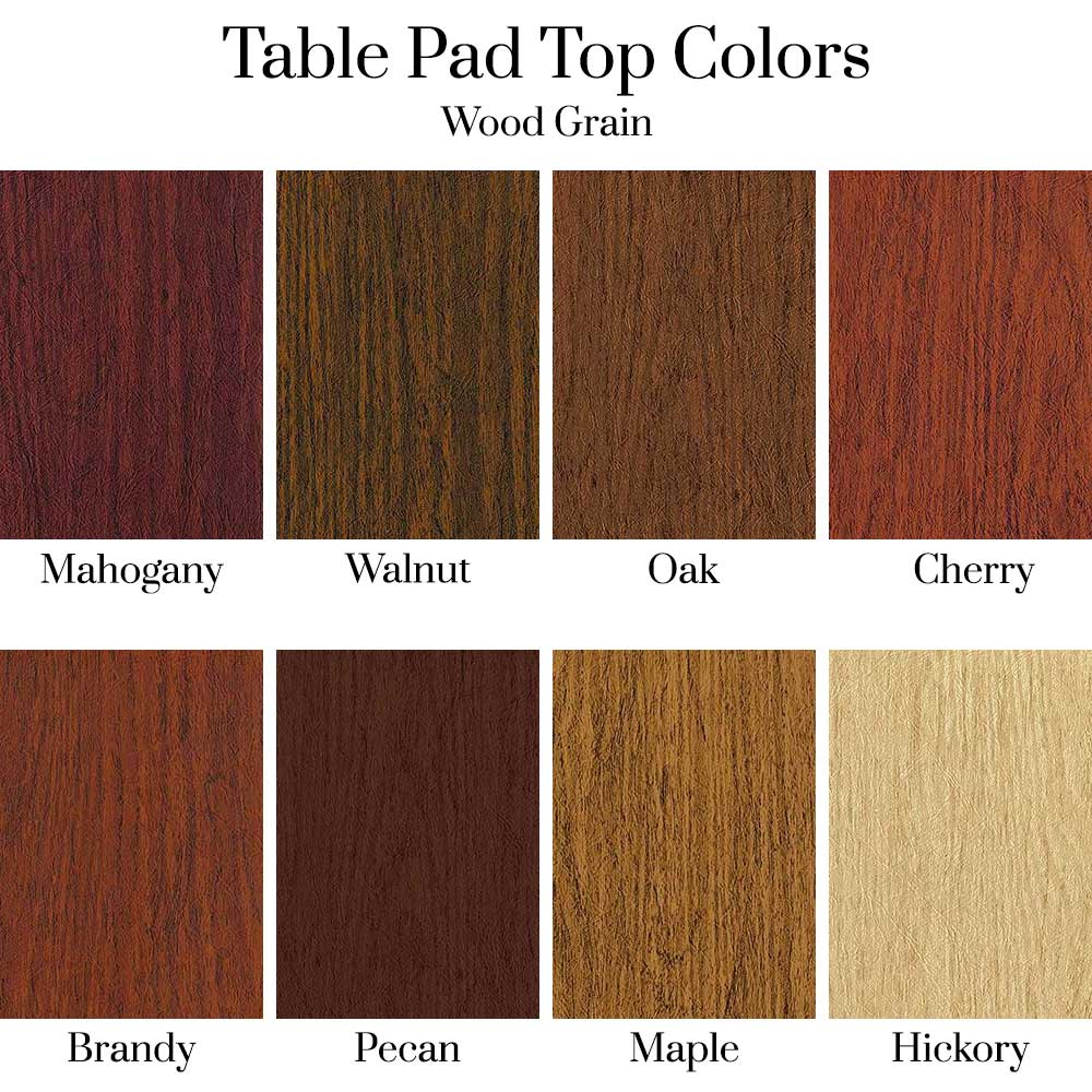 Custom Table Pad Home And Timber - Custom table pads magnaloc