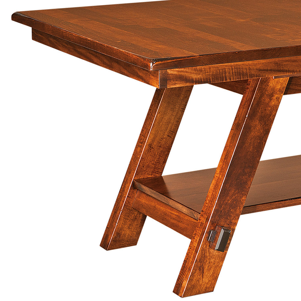 Timber Ridge Trestle Table | Home and Timber