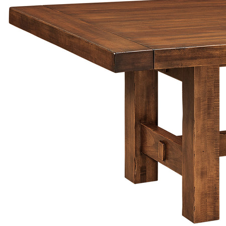 Wellington Trestle Table | Home and Timber