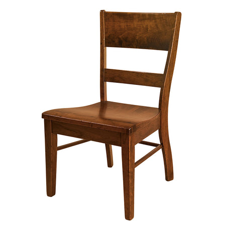 Genesis Solid Wood Dining Chair | Home and Timber