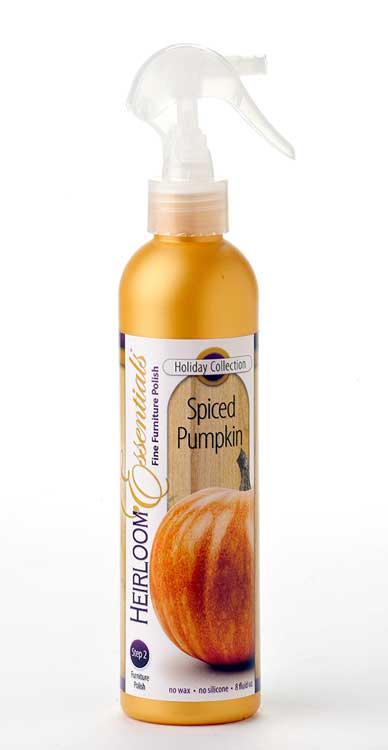 Heirloom Essential Polish Pumpkin Spice