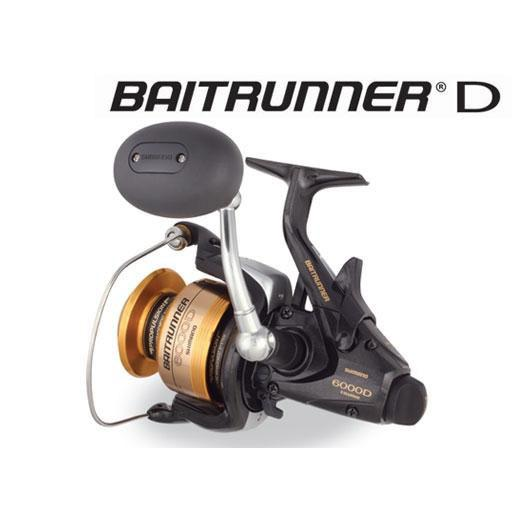 Shimano Baitrunner D 4000 Fishing Reel Recommended for 8 lb line