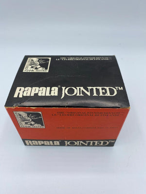 Rapala Jointed Vintage Dealer Carton J13 G (empty)