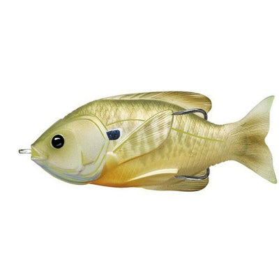 Live Target Hollow Body Sunfish Natural/Green Bluegill 3.0