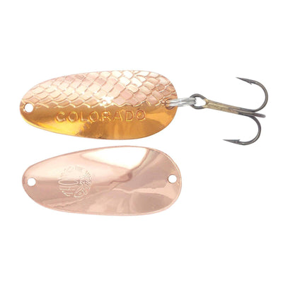 Thomas Lures Colorado Spoon Copper Gold 1/6 oz