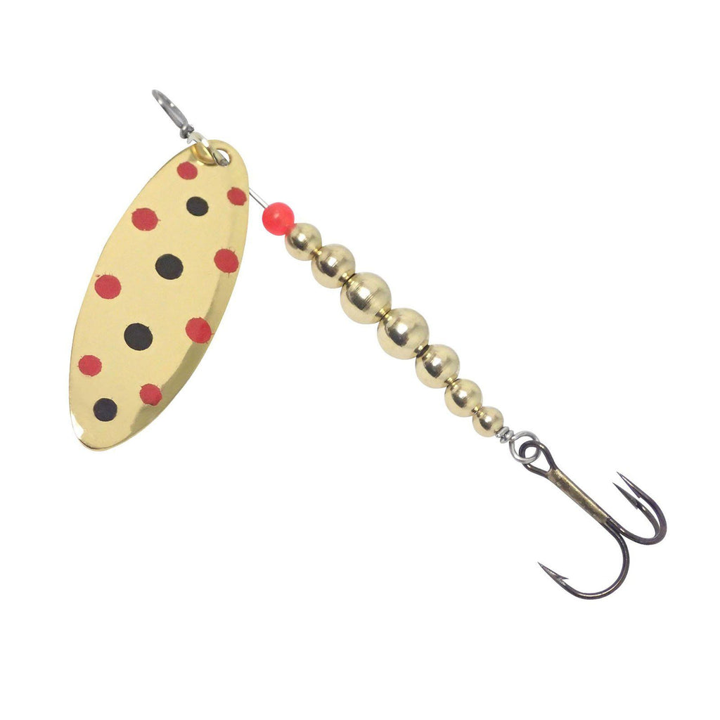 Thomas Lures E.P.  Spin Trout Spinner Gold 1/8 oz