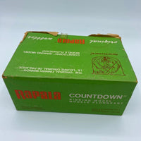 Rapala Countdown Vintage Dealer Box CD-9 Red Partial Box 9/12