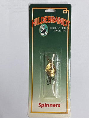 Hildebrandt Colorado Spinner Gold Size #1 - 2 Pack