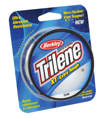 Trilene Fishing Line XT Extra Tough 3000 yd 12 lb Clear