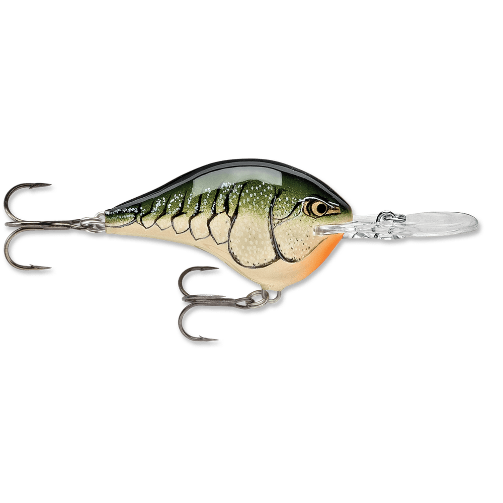 Rapala DT-16 Dives To Crawdad 2.75 inch Dives to 16 feet (sale!)