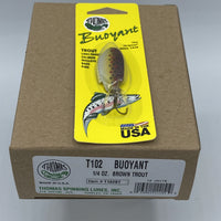 Thomas Buoyant Spoon 12 Ct Dealer Box (Choose Size & Color)