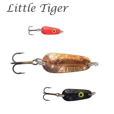 Thomas Little Tiger Trout Spoon Fishing Lure (choose size & color)