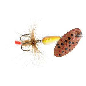 Panther Martin Nature Series Dressed Trout Spinner (Choose Size & Color)