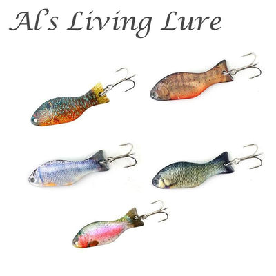 Als Living Lure (choose size & color) (Clearance! - $2.99)