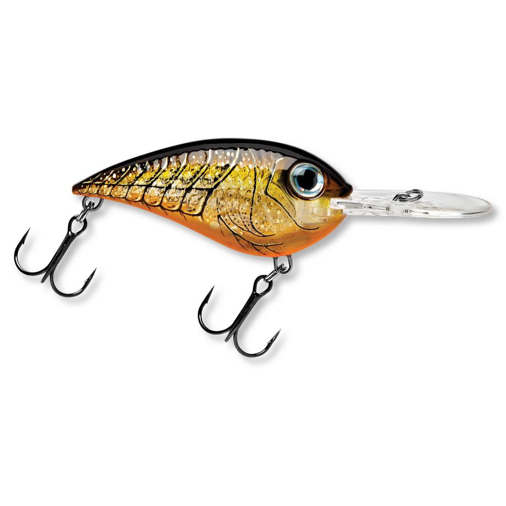"Rapala Crankin Rap CRR-8 Green Crawdad 2"" (discontinued by Rapala)"